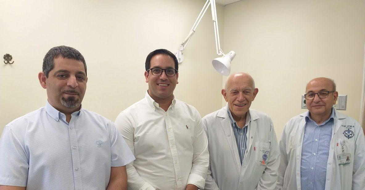 لأجلكم ولأجل صحتكم : جديد في مستشفى الناصرة الانجليزي خدمة جراحة مسالك بولية للأطفال الأولى في منطقة الشمال
