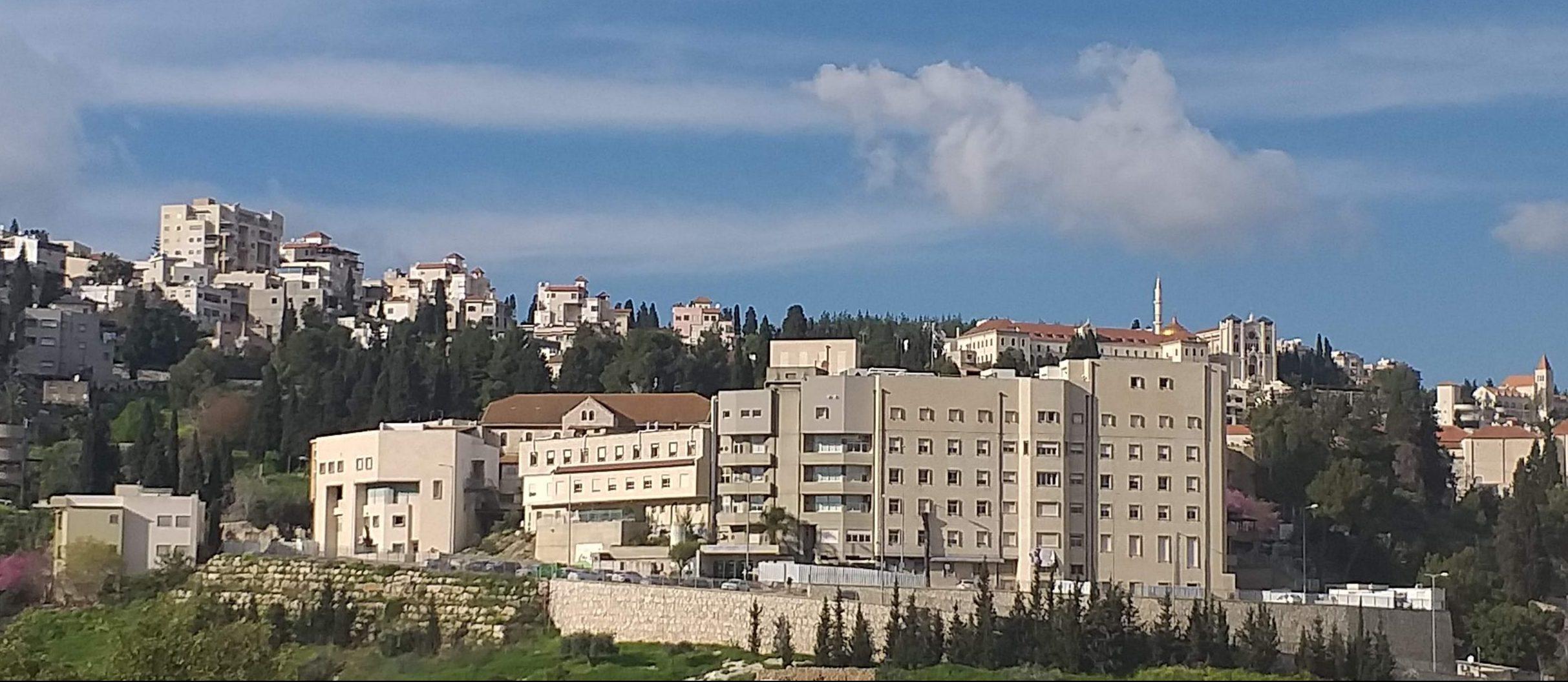 خدمة جراحة الثدي في مستشفى الناصرة الانجليزي